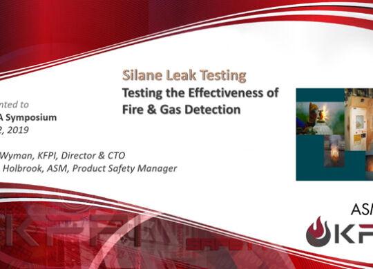 KFPI-ASM Silane Leak Testing 700