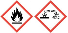 TMAl Fire Hazard Warning
