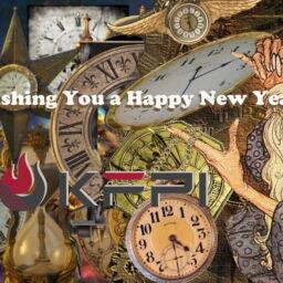 Happy New Year from KFPI